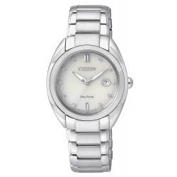 Buy Women's Citizen Watch Eco-Drive EM0310-61A Diamonds