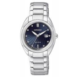Buy Women's Citizen Watch Eco-Drive EM0310-61L Diamonds
