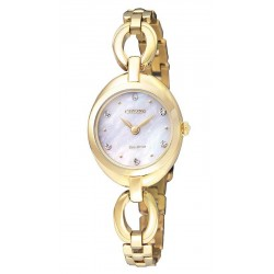 Women's Citizen Watch Eco-Drive EX1432-51D Mother of Pearl