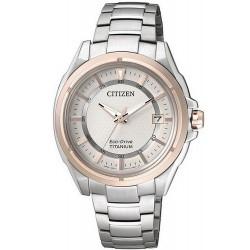 Women's Citizen Watch Super Titanium Eco-Drive FE6044-58A