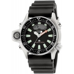 Men's Citizen Watch Promaster Aqualand I JP2000-08E Depth Meter