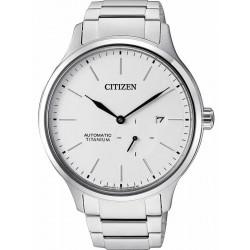 Men's Citizen Watch Super Titanium Mechanical NJ0090-81A