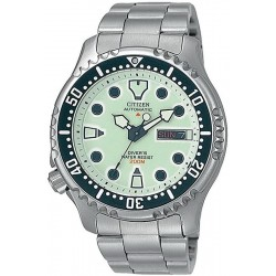 Men's Citizen Watch Promaster Diver's Automatic 200M NY0040-50W