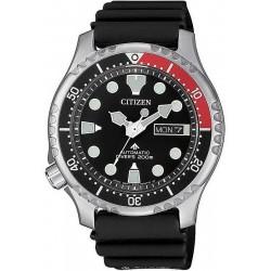 Buy Men's Citizen Watch Promaster Diver's Automatic 200M NY0085-19E