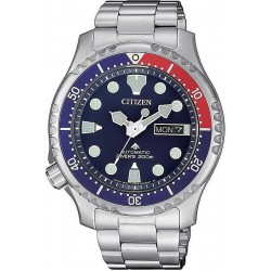 Men's Citizen Watch Promaster Diver's Automatic 200M NY0086-83L