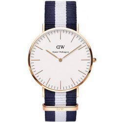 Buy Men's Daniel Wellington Watch Classic Glasgow 40MM DW00100004