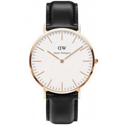 Buy Men's Daniel Wellington Watch Classic Sheffield 40MM DW00100007