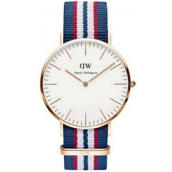 Buy Men's Daniel Wellington Watch Classic Belfast 40MM 0113DW