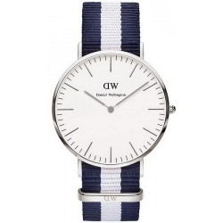 Buy Men's Daniel Wellington Watch Classic Glasgow 40MM DW00100018