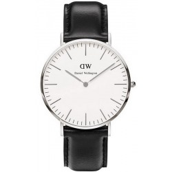 Buy Men's Daniel Wellington Watch Classic Sheffield 40MM DW00100020