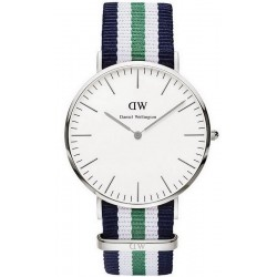 Buy Men's Daniel Wellington Watch Classic Nottingham 40MM 0208DW