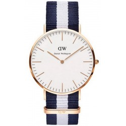 Unisex Daniel Wellington Watch Classic Glasgow 36MM DW00100031