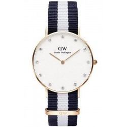Buy Women's Daniel Wellington Watch Classic Glasgow 34MM DW00100078