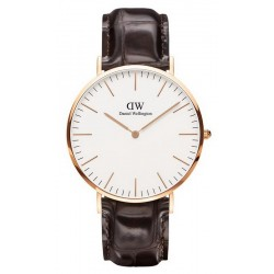 Buy Men's Daniel Wellington Watch Classic York 40MM DW00100011