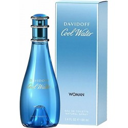 Buy Davidoff Cool Water Perfume for Women Eau de Toilette EDT 100 ml