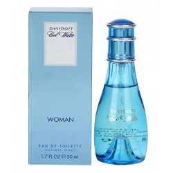 Davidoff Cool Water Perfume for Women Eau de Toilette EDT 50 ml