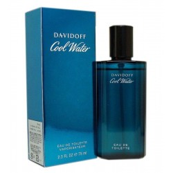 Davidoff Cool Water Perfume for Men Eau de Toilette EDT 125 ml