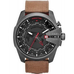 Men's Diesel Watch Mega Chief DZ4306 GMT