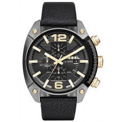 Men's Diesel Watch Overflow DZ4375 Chronograph