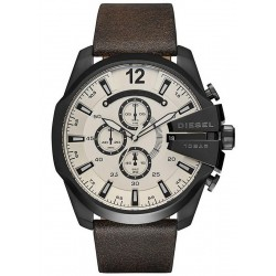 Men's Diesel Watch Mega Chief DZ4422 Chronograph