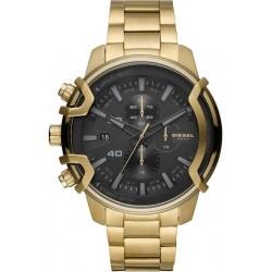 Buy Men's Diesel Watch Griffed DZ4522 Chronograph