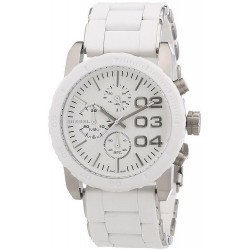 Buy Women's Diesel Watch Double Down DZ5306 Chronograph