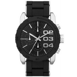 Buy Women's Diesel Watch Double Down DZ5320 Chronograph