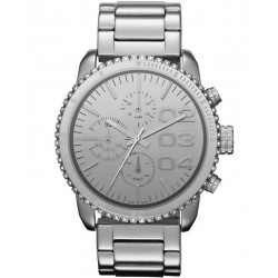 Buy Women's Diesel Watch Double Down DZ5337 Chronograph