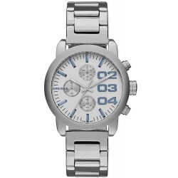 Buy Women's Diesel Watch Flare DZ5463 Chronograph