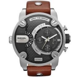 Buy Men's Diesel Watch Little Daddy DZ7264 Dual Time Chronograph