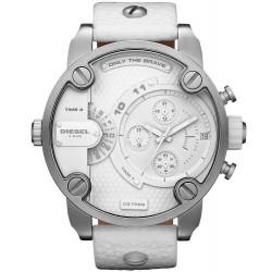 Men's Diesel Watch Little Daddy DZ7265 Chronograph Dual Time