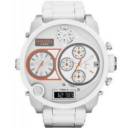 Men's Diesel Watch Mr. Daddy DZ7277 Chronograph 4 Time Zones