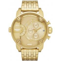 Buy Men's Diesel Watch Little Daddy DZ7287 Dual Time Chronograph