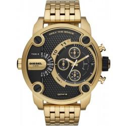 Buy Men's Diesel Watch Little Daddy DZ7412 Dual Time Chronograph