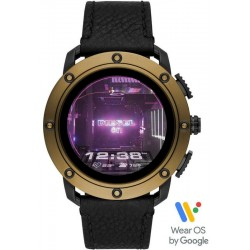 Buy Men's Diesel On Watch Axial DZT2016 Smartwatch