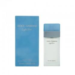 Dolce & Gabbana Light Blue Perfume for Women Eau de Toilette EDT 25 ml