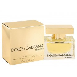Dolce & Gabbana The One Perfume for Women Eau de Parfum EDP Vapo 30 ml