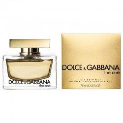 Dolce & Gabbana The One Perfume for Women Eau de Parfum EDP 75 ml