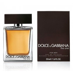 Dolce & Gabbana The One Perfume for Men Eau de Toilette EDT 50 ml