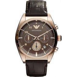 Men's Emporio Armani Watch Franco AR0371 Chronograph
