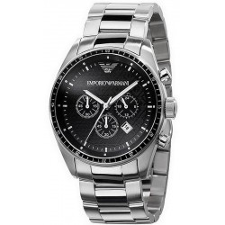 Men's Emporio Armani Watch AR0585 Chronograph