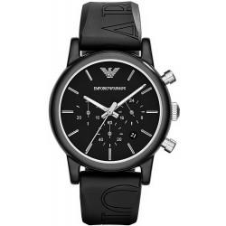 Buy Unisex Emporio Armani Watch Luigi AR1053 Chronograph