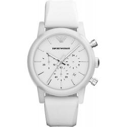 Buy Unisex Emporio Armani Watch Luigi AR1054 Chronograph