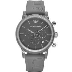 Buy Unisex Emporio Armani Watch Luigi AR1055 Chronograph