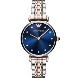 Buy Women's Emporio Armani Watch Gianni T-Bar AR11092