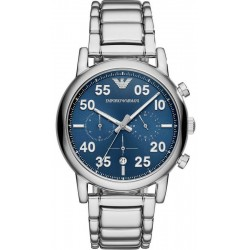 Buy Men's Emporio Armani Watch Luigi AR11132 Chronograph