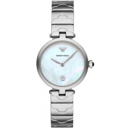 Buy Women's Emporio Armani Watch Arianna AR11235 Mother of Pearl