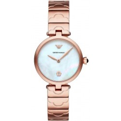 Buy Women's Emporio Armani Watch Arianna AR11236 Mother of Pearl