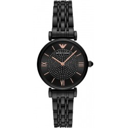 Buy Women's Emporio Armani Watch Gianni T-Bar AR11245