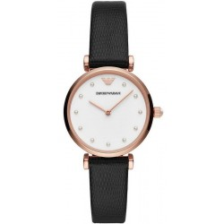 Buy Women's Emporio Armani Watch Gianni T-Bar AR11270